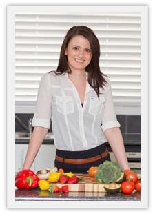 Dietitian Lisa Hughes