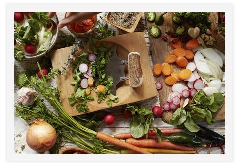Nutrition Vegetables