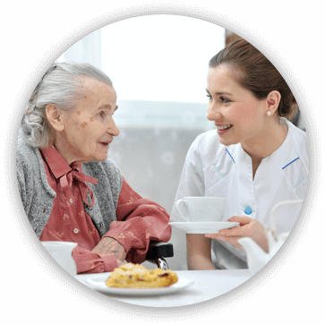 residential aged care dietitian