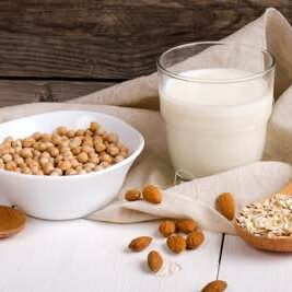 Food Intolerance Dairy Nuts Image