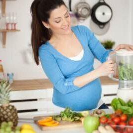 Womens health dietitian pregnancy